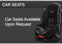 Car Seats for Airport Transportation in Frisco, TX